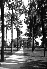 Peabody Hall on the University of Florida campus