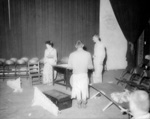 "Florida Players rehearsal for ""Teahouse of the August Moon"" at the University of Florida"