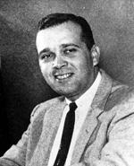 Photo portrait of Tom Biggs, University of Florida student body president
