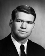Photo portrait of Bruce Culpepper, University of Florida student body president