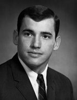 Photo portrait of Buddy Jacobs, University of Florida student body president