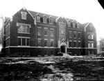 Early view of Peabody Hall