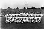 1939 University of Florida football team in the Stadium at Florida Field