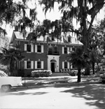 Alpha Episilon Pi fraternity house at the University of Florida