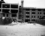 Construction of Weil Hall on the University of Florida campus.