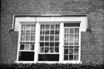 Peabody Hall with view of double hung windows