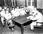 Flavet Village committee meeting