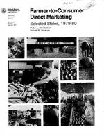 Farmer-to-consumer direct marketing
