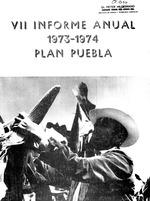 Informe anual, Plan Puebla