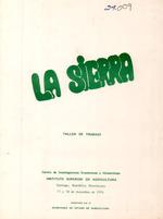 Desarrollo rural en la Sierra, 17 y 18 de diciembre, 1976