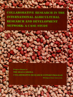 Collaborative research in the international agricultural research and development network