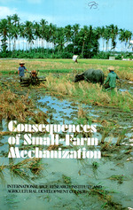 Consequences of small-farm mechanization