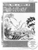 Manual para multicultivos