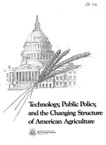 Technology, public policy, and the changing structure of American agriculture