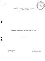 Resumen de la metodologia del sondeo usada por ICTA