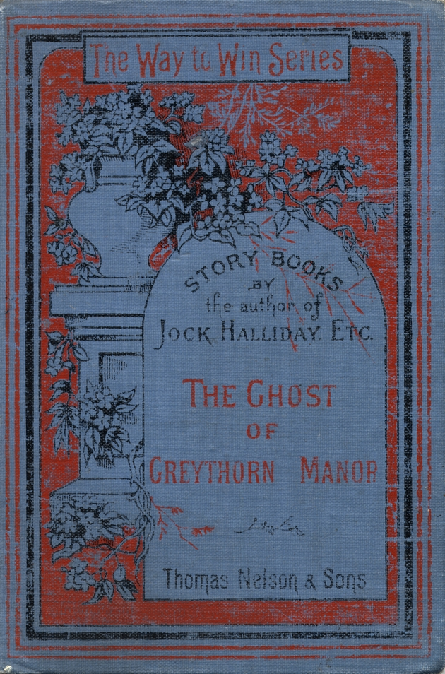 Ghost of Greythorn Manor
