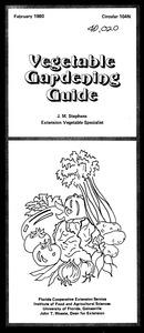 Vegetable gardening guide