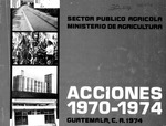 Acciones 1970-1974
