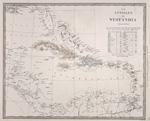 The Antilles or West-India Islands