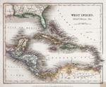 West Indies, Guatimala, etc.