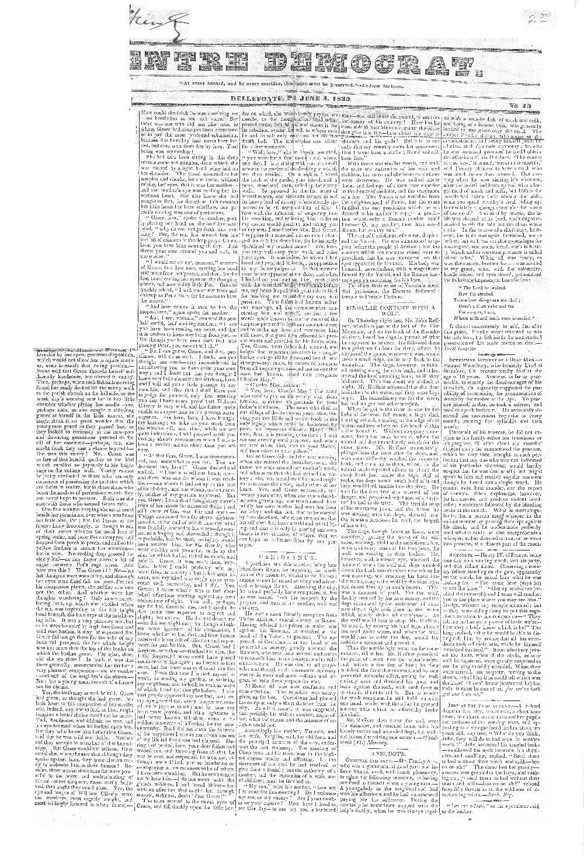Centre Democrat - page 1