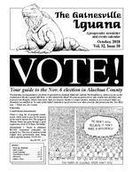 The Gainesville iguana
