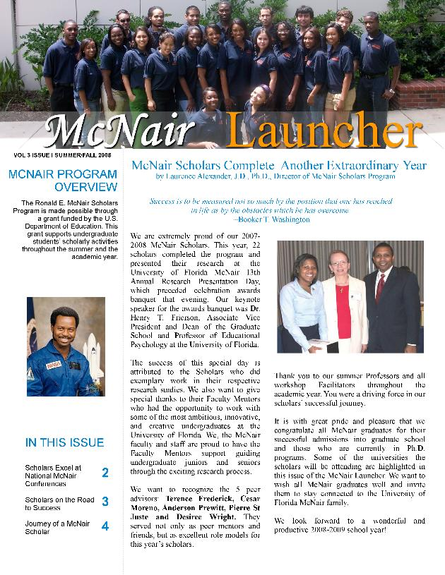 McNair launcher - Page 1