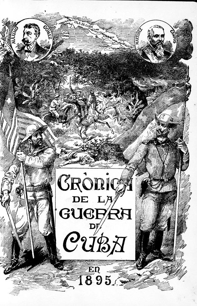 Crónica de la guerra de Cuba (1895) - Page i