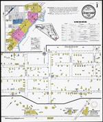 Insurance maps of Coconut Grove, Florida