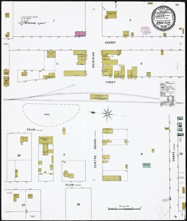 Dade City, Pasco County, Florida, 1895