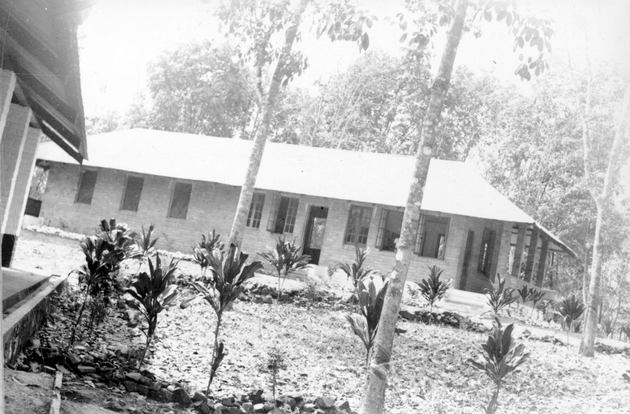 Photo: Plantation building (divisional office?)