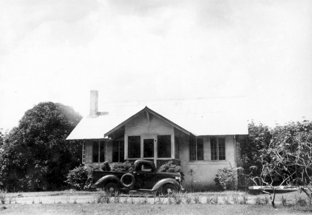 Exterior photo of residence (pickup truck in front).