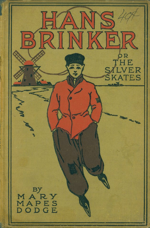 Hans Brinker, or, The silver skates - Front Cover 1