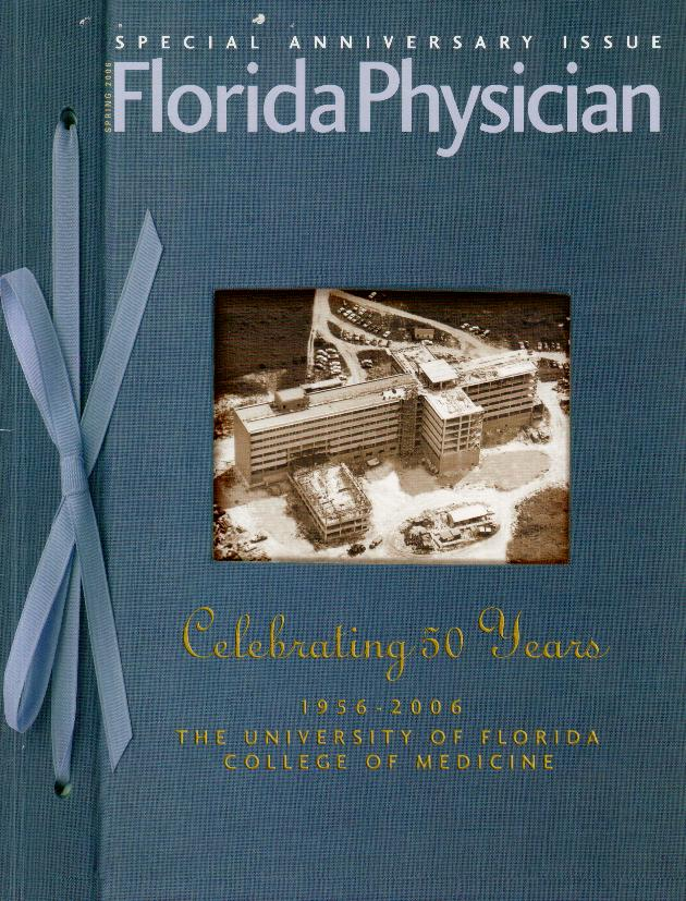 Florida physician - Front Cover 1