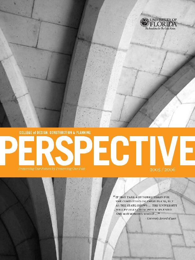 Perspective - Front Cover