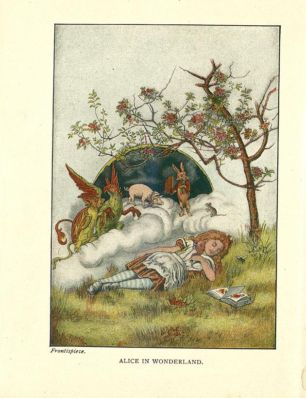 Приключения Алисы в Стране Чудес - Страница 6
