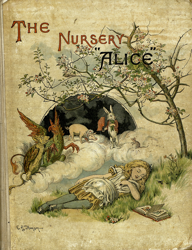 "The nursery ""Alice"" - Front Cover 1"