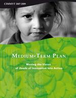 CIMMYT Medium-term plan, 2007-2009
