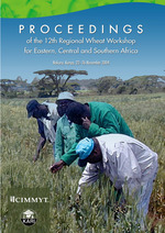 Proceedings of the 12th Regional Wheat Workshop for Eastern, Central, and Southern Africa