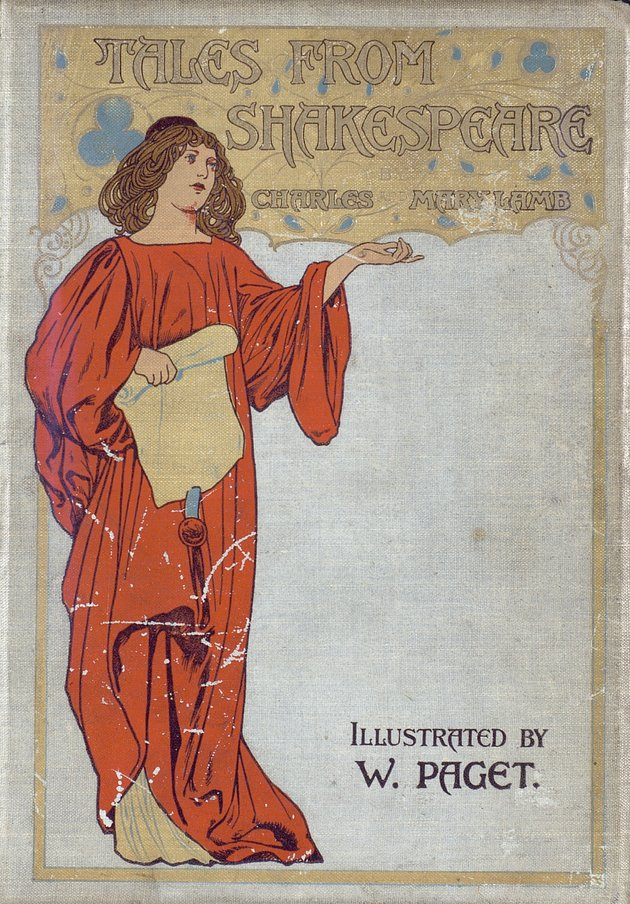Tales from Shakespeare  - Front Cover 1