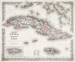 Colton's Cuba, Jamaica and Porto Rico