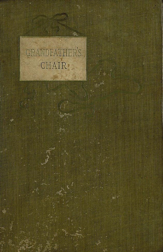 Grandfather's chair - Front Cover 1