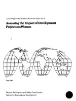 Assessing the impact of development projects on women