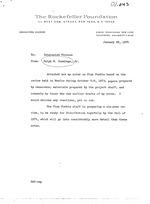 Review of Plan Puebla