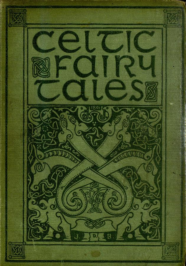 Celtic fairy tales  - Front Cover 1