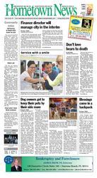 Hometown news (Daytona Beach, FL)  2007