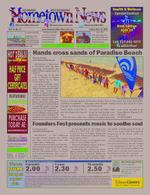 Hometown news (Melbourne, FL). 2007.