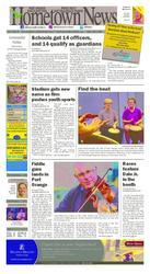 Hometown news (Port Orange, FL). January 12, 2007.