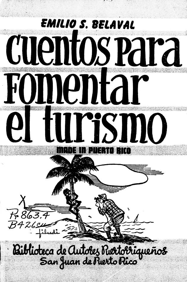 Cuentos para fomentar el turismo - Page 1