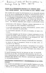 """Informe de la investigacion realizada en el combinado textil """"Celia Sanchez Manduley"""" del 27 de enero al 13 de febrero (1987?) : additional study of t"""